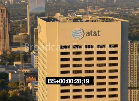 Aerials: ATT Corporate Headquarters