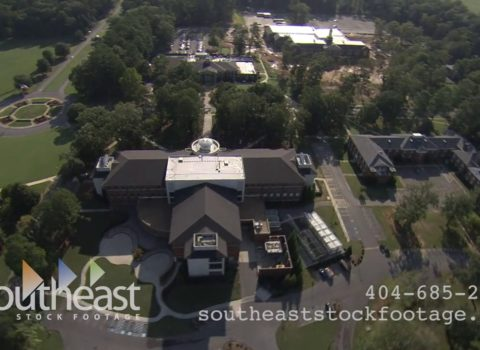 Aerials: Berry College