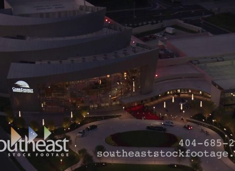 Aerials: Cobb Energy Center Atlanta