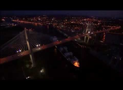 Aerials: Coming Home Savannah