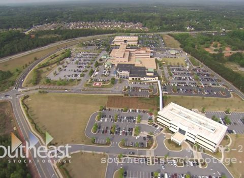 Aerials: Eastside Medical Center