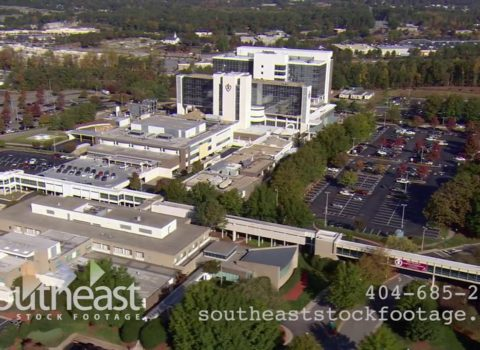 Aerials: Gwinnett Medical Center