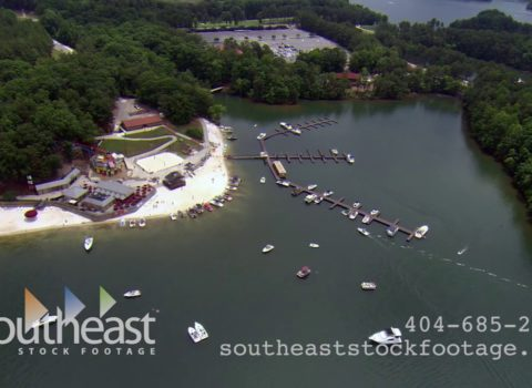 Aerials: Lanier Islands Resort