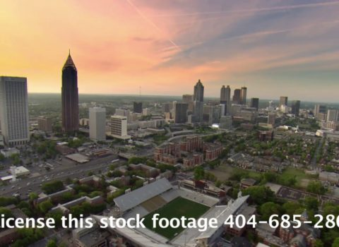 Aerials: Midtown Atlanta