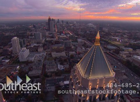 Aerials: One Atlantic Center Atlanta