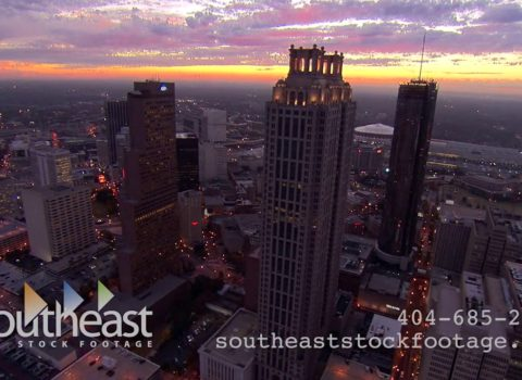 Aerials: Peachtree Tower Atlanta