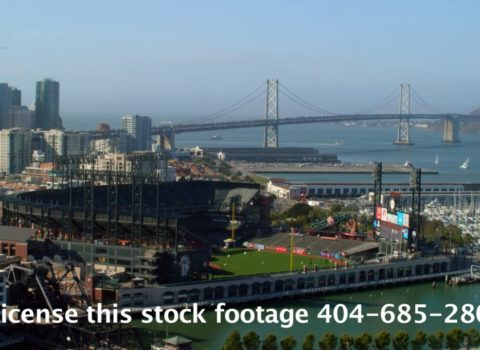 Aerials: San Francisco Giants