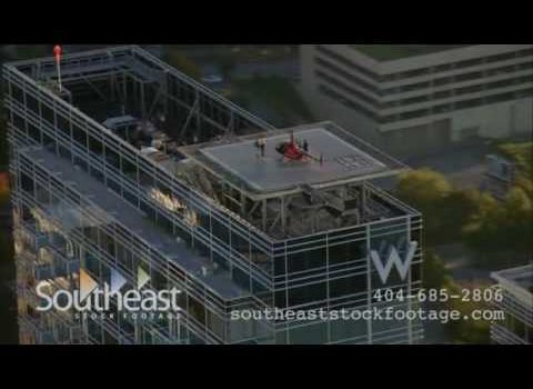 Aerials: The W Hotel Downtown Atlanta